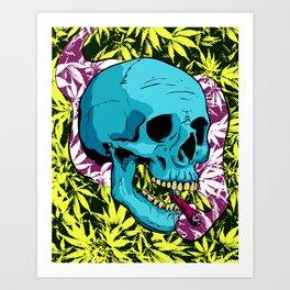 Till Death andBeyond Art Print
