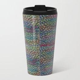 Zentangle®-Inspired Art - ZIA 43 Metal Travel Mug
