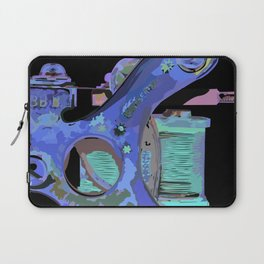 Machine five Laptop Sleeve