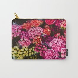 Flower Market in Hong Kong Carry-All Pouch