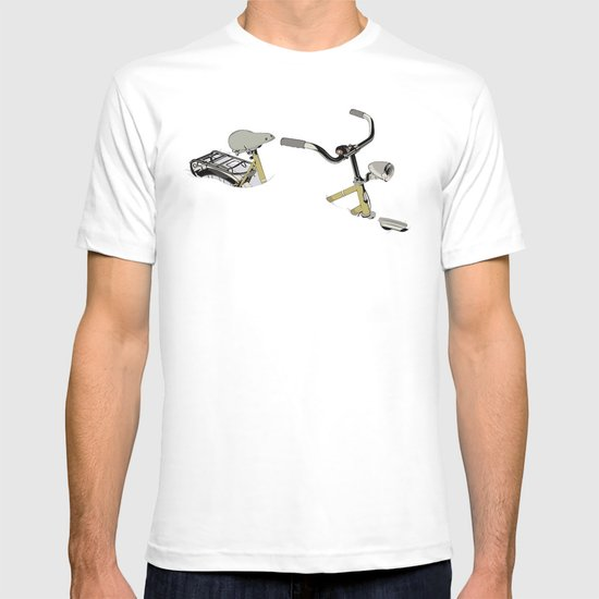 I CAN´T RIDE MY BIKE...!!! T-shirt