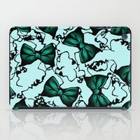 poison ivy iPad Cases featuring Poison Ivy by Mcbee Threads