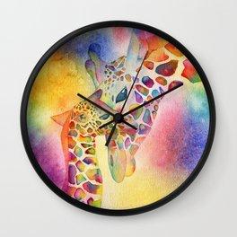 L.O.V.E Wall Clock