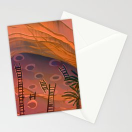 Ancestral Memories, Caves Stationery Cards