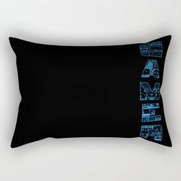 Gamer  Rectangular Pillow