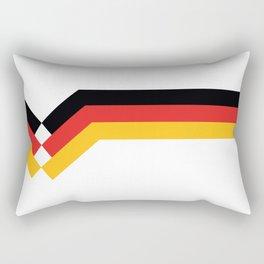 Soccer Germany 1990 Rectangular Pillow