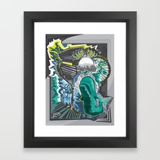 The Journey of Jonah Framed Art Print