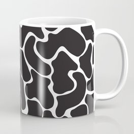 80s Memphis Cow Coffee Mug
