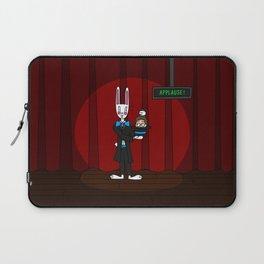 Tricky Bunny! Laptop Sleeve