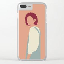 Shoulder Clear iPhone Case