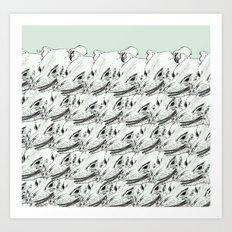 rattin Art Print