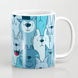 Pile of Meows Coffee Mug