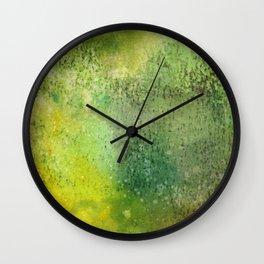Abstract No. 374 Wall Clock
