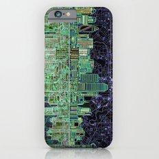 Dallas city skyline Slim Case iPhone 6