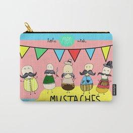 Little Men Carry-All Pouch