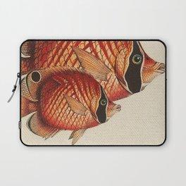 Fish Classic Designs 2 Laptop Sleeve
