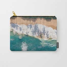 Palm Trees Shadows Carry-All Pouch