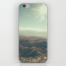 Until we meet again in the unknown iPhone & iPod Skin