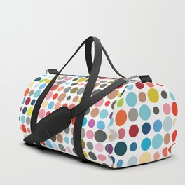 Tangled Up In Colour Duffle Bag