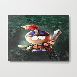 Viking Stan Metal Print