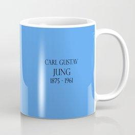 Swiss Psychiatrist Carl Jung Coffee Mug