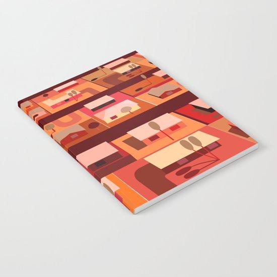 Downtown Desert Notebook