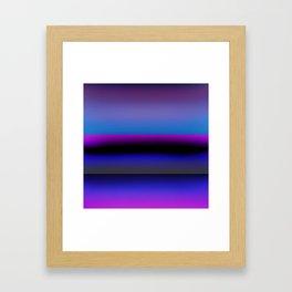 Scape Framed Art Print