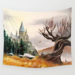 Autumnal magic... Wall Tapestry
