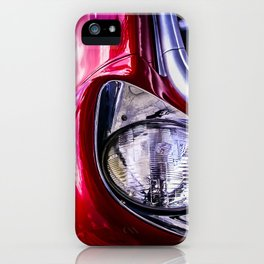 Headlamp iPhone Case