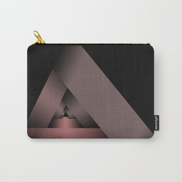 See Through Carry-All Pouch