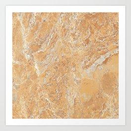 Marble #5 Art Print
