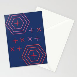 x + x + Stationery Cards