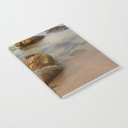 Rocky Coastline Vietnam Notebook
