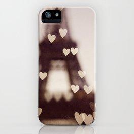 City of Love - Paris iPhone Case