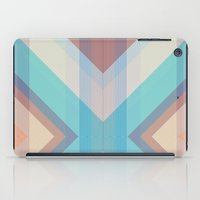 grid iPad Cases featuring Grid by brokkoletti