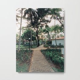 Pathway to Paradise Metal Print