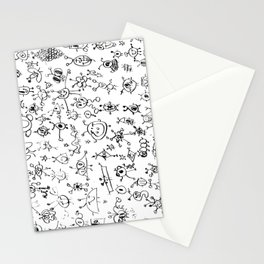 Alexa Doodle Stationery Cards