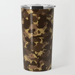 Mud Camo Travel Mug