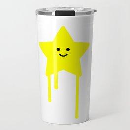 Happy star Travel Mug