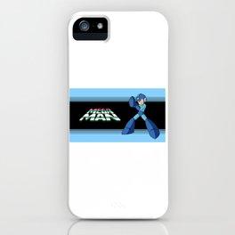 mega man vintage iPhone Case