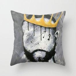 Naturally King Throw Pillow