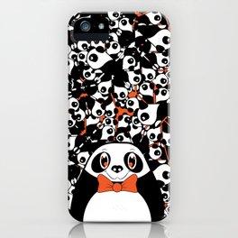 PANDA! PANDA! PANDA! iPhone Case