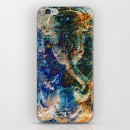 Spirit of Ganesh iPhone Skin