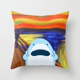 the SHKReAm Throw Pillow