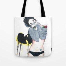 The Love Of Wutang Tote Bag