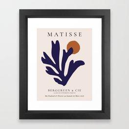 Henri Matisse Poster Framed Art Print