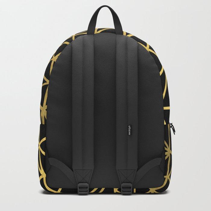 Broken Gold Backpack