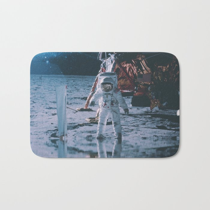 Project Apollo - 9 Bath Mat