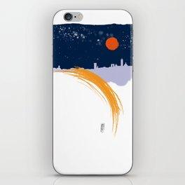 Siena skyline iPhone Skin