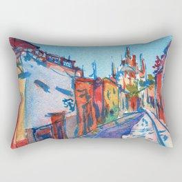 San Miguel De Allende Rectangular Pillow